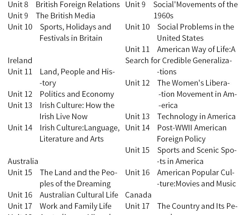 英语类-圣考研网教材-英美文化-朱永涛《英语国家社会与文化入门》