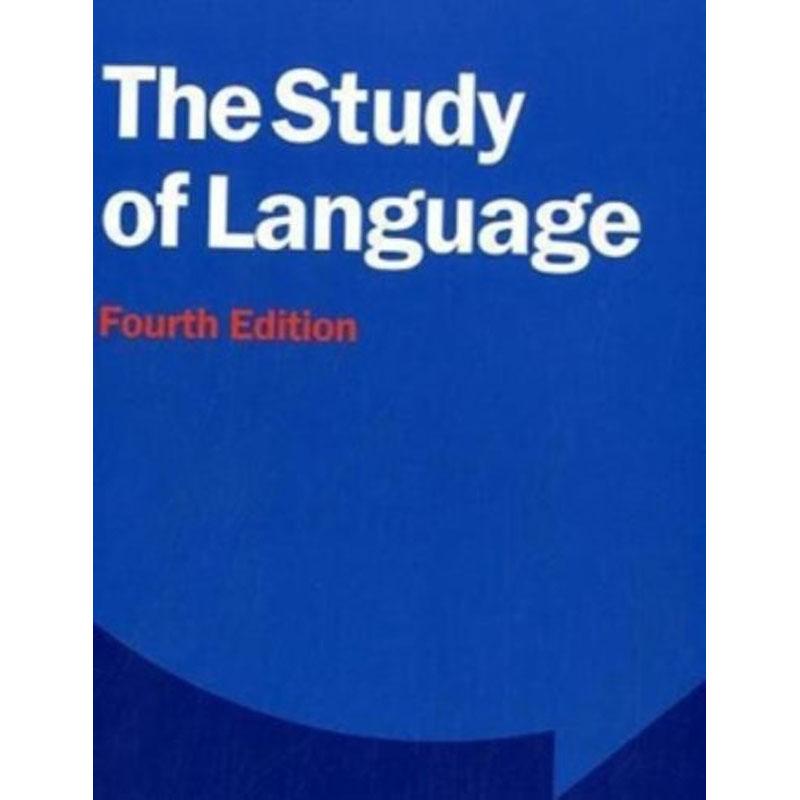 George Yule《The Study of Language》(第四版)